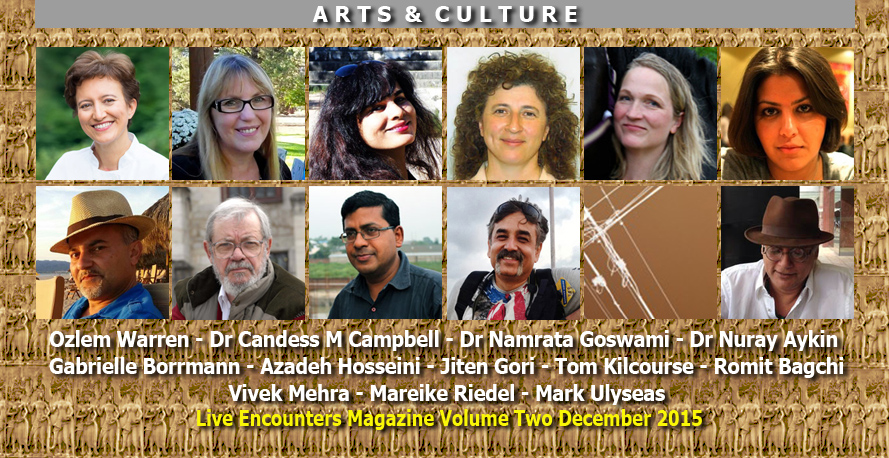 Live Encounters Magazine Arts and Culture Volume Two December 2015c