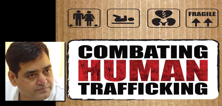 Live Encounters Magazine Dr Veerendra Mishra Combating Human Trafficking Volume One December 2015