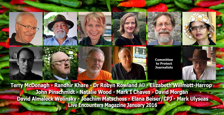 Live Encounters Magazine January 2016
