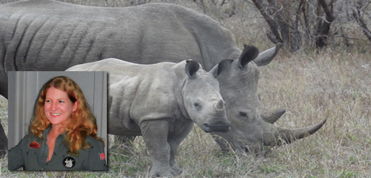 Tisha Wardlow - Making Rhinos Count in a World of Indifference