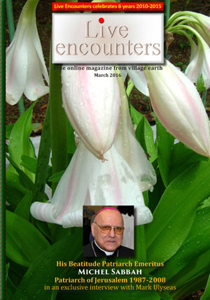 Live Encounters Magazine March 2016