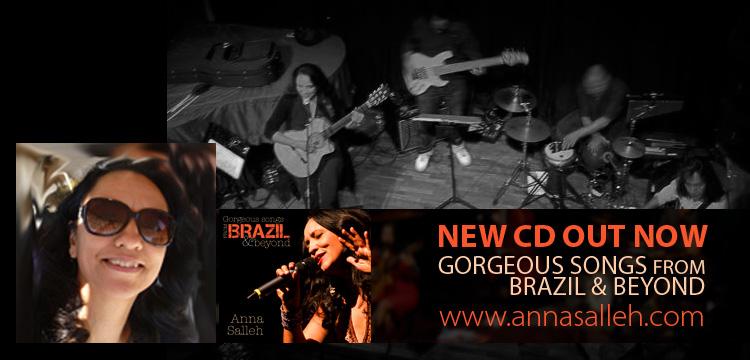 Anna Salleh - Coração Brasileiro - A Brazilian heart speaks to mark ulyseas live encounters magazine march 2016