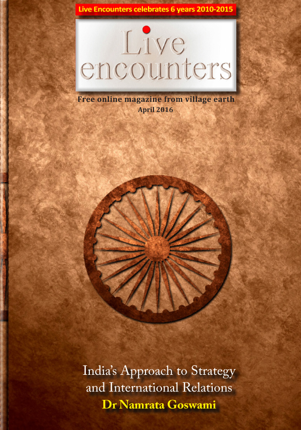 Live Encounters Magazine April 2016l