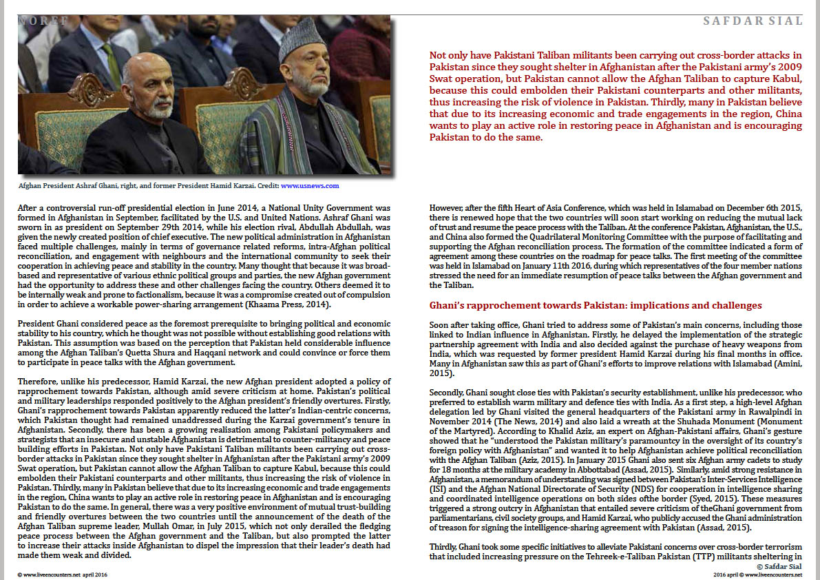 Page Two Safdar Sial NOREF live encounters magazine april 2016c