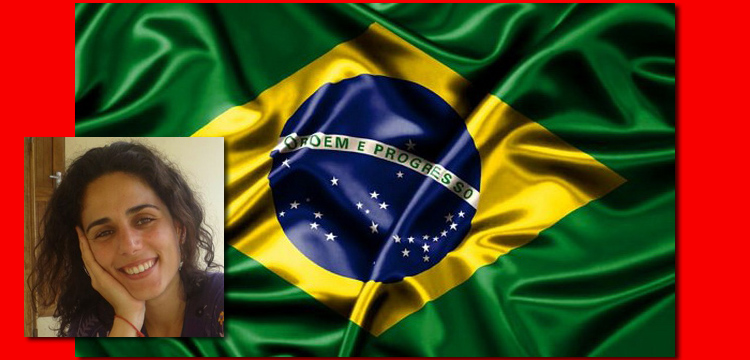Profile Mariana Prandini Assis save brazil's democracy sign this petition Live Encounters Magazine April 2016