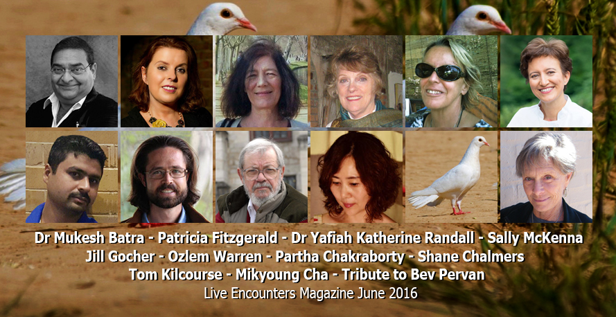 Live Encounters Magazine June 2016