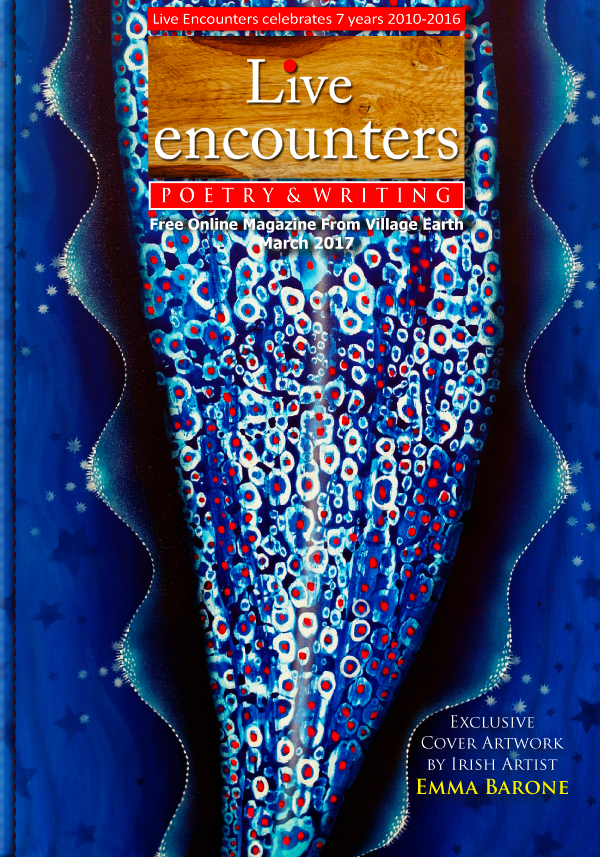Live Encounters Poetry & Writing March 2017 L