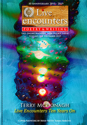 Live Encounters Poetry & Writing Volume One December 2019