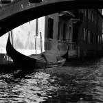 A gondola in Venezia © Mikyoung Cha