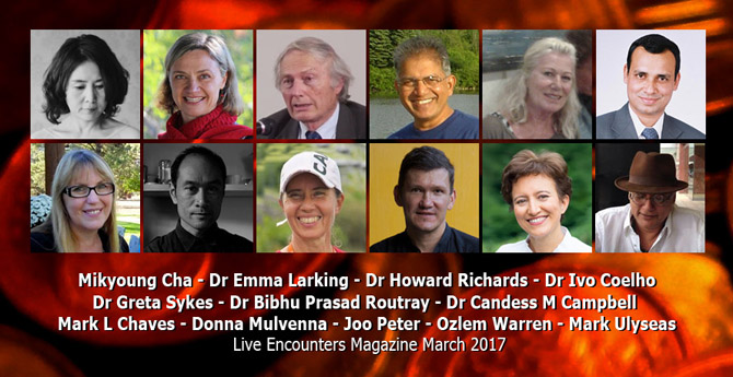 Live Encounters Magazine March 2017s