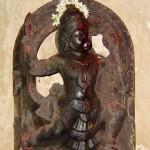 Hanuman, Virupaksha temple, Hampi, India