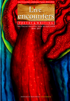 Live Encounters Poetry & Writing June 2017 s