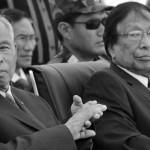 Isak Chisi Swu and Thuingaleng Muivah (NSCN-IM)
