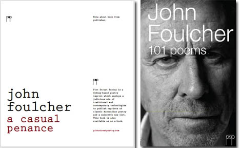 john foulcher Does anyone have any information on an australian poet by the name of john foulcher (biography) or any info plz post them up.