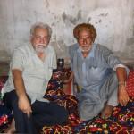 Musa Gulam Jath and Randhir Khare. Photograph © Randhir Khare