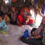 Musa Gulam Jath's family. Photograph © Randhir Khare