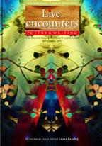 Live Encounters Poetry & Writing September 2017 cover s