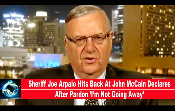 Sheriff Joe Arpaio youtube