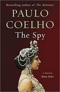 The Spy, the lastest novel by Paulo Coelho