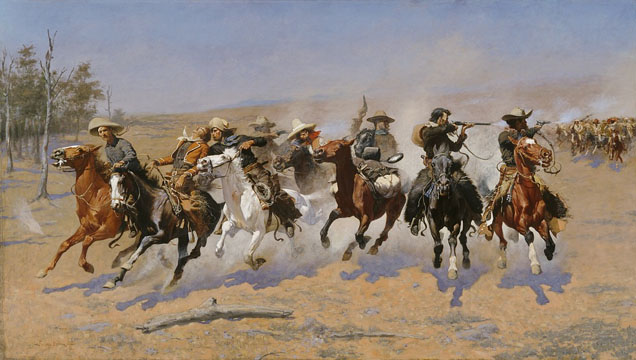 Frederic S. Remington (1861–1909)