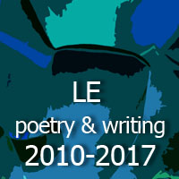LE Poetry & Writing December 8th anniversary 2017