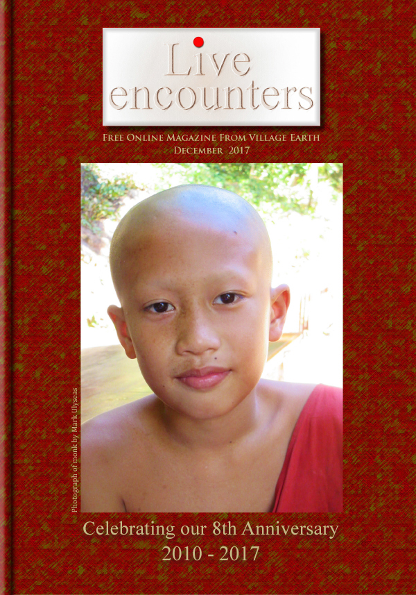 Live Encounters Magazine 8th Anniversary December 2017 L