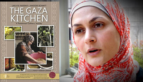 Palestinian author and Duke alumna Laila El-Haddad screenshot youtubec