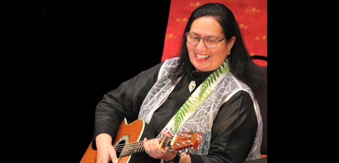 Profile Powhiri Rika-Heke LE Poetry & Writing Lesbian Poets & Writers February 2018