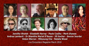 Live Encounters Magazine March 2018
