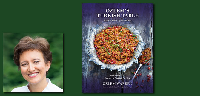 Profile Ozlem Warren Live Encounters Magazine March 2018