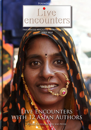 Live Encounters Magazine April 2018 PDF