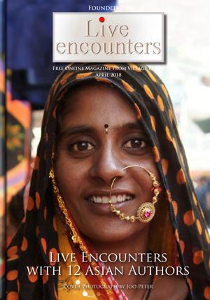 Live Encounters Magazine April 2018 PDF