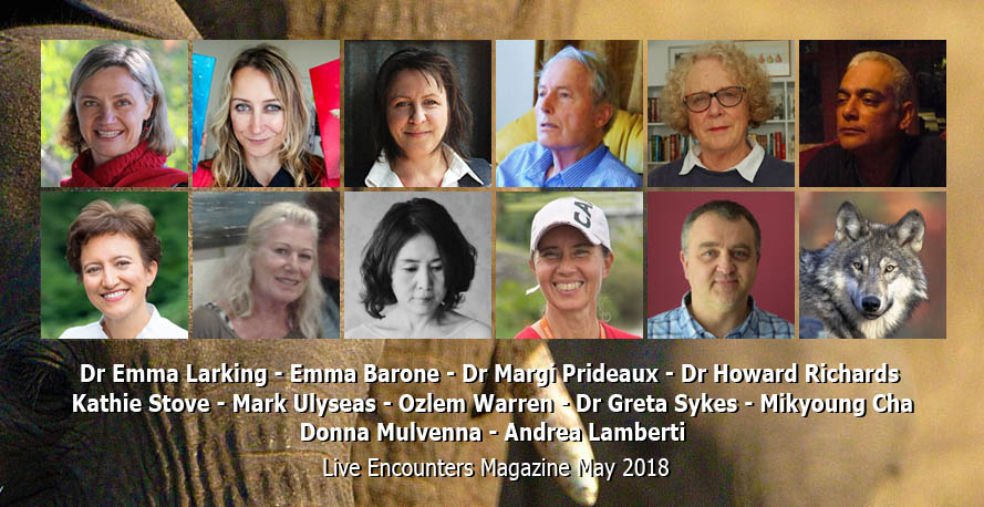 Live Encounters Magazine May 2018