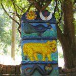 Dangs totem photograph by Randhir Khare