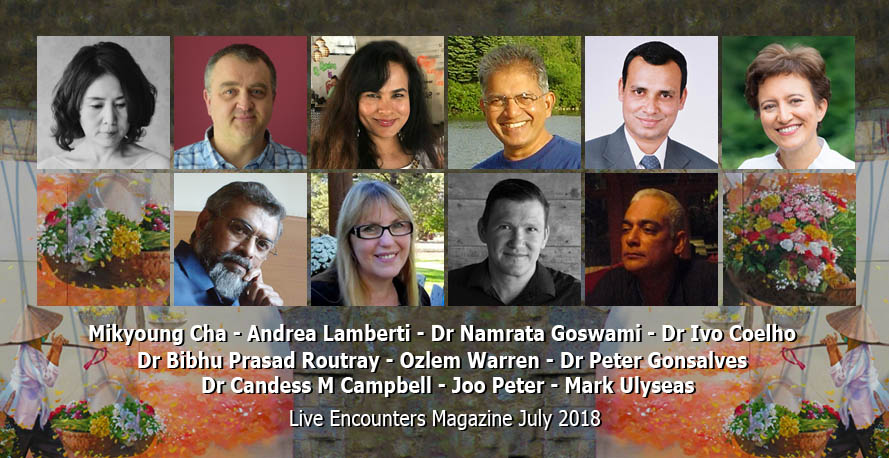 Live Encounters Magazine July 2018