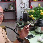 Profile Nguyen Van Ho LE Poetry & Writing July 2018