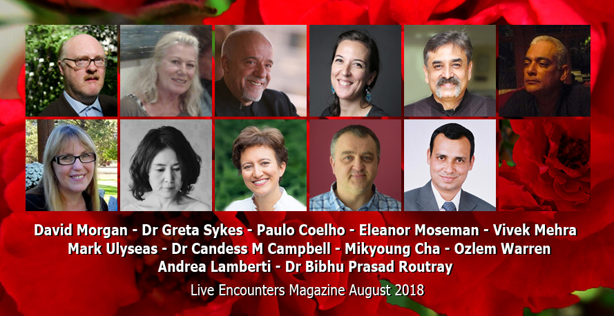 Live Encounters Magazine August 2018