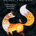 Book cover Aesop the Fox by Suniti Namjoshi