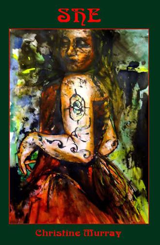 Book cover She