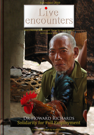 Live Encounters Magazine September 2018 PDF