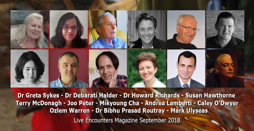 Live Encounters Magazine September 2018