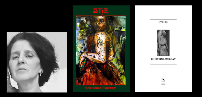 Profile Christine Murray LE Poetry & Writing September 2018