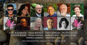 Live Encounters Magazine Octobber 2018