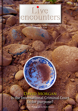 Live Encounters Magazine October 2018 PDF