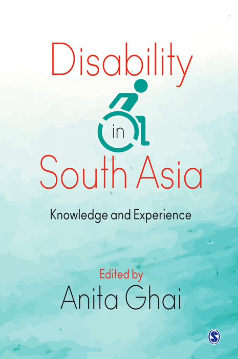 Disability in Asia Book Professor Anita Ghai