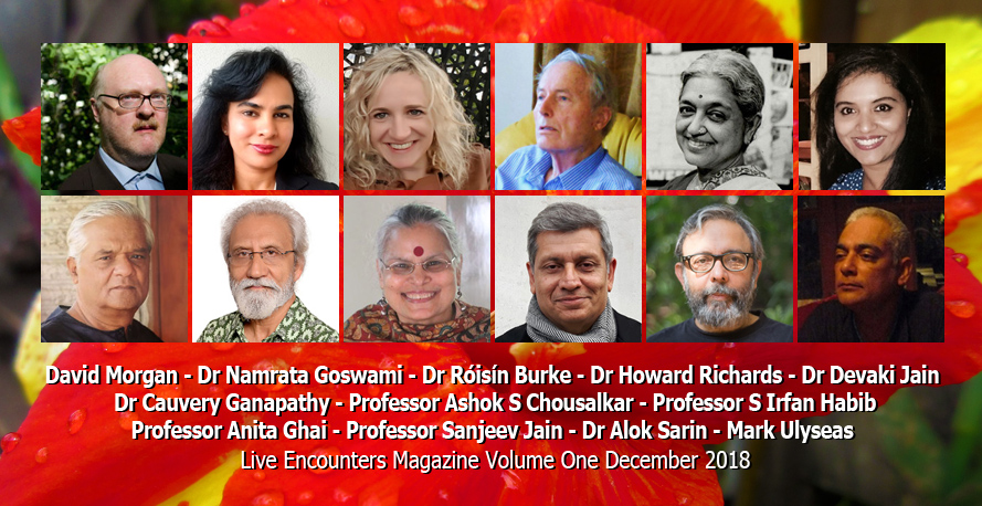 Live Encounters Magazine Dec Vol One 2018