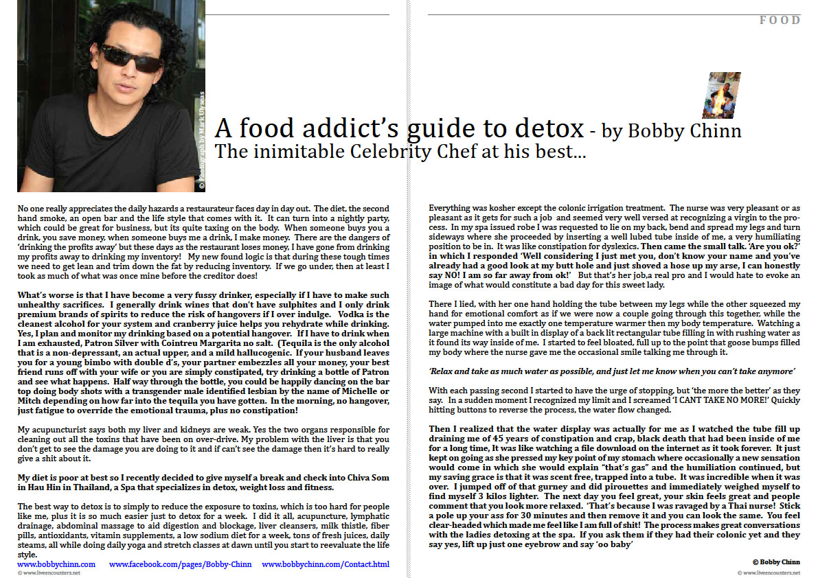 Bobby Chinn LE Mag July 2011