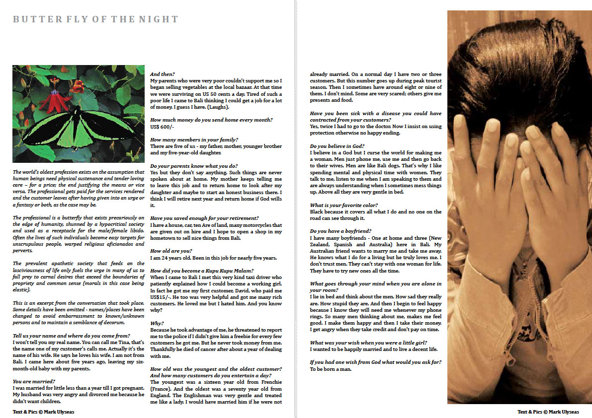 Butterfly of the night LE Mag May 2010