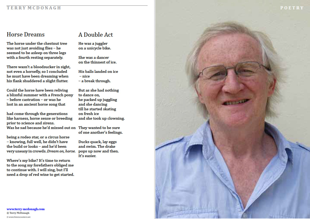 Terry McDonagh LE Mag July 2011