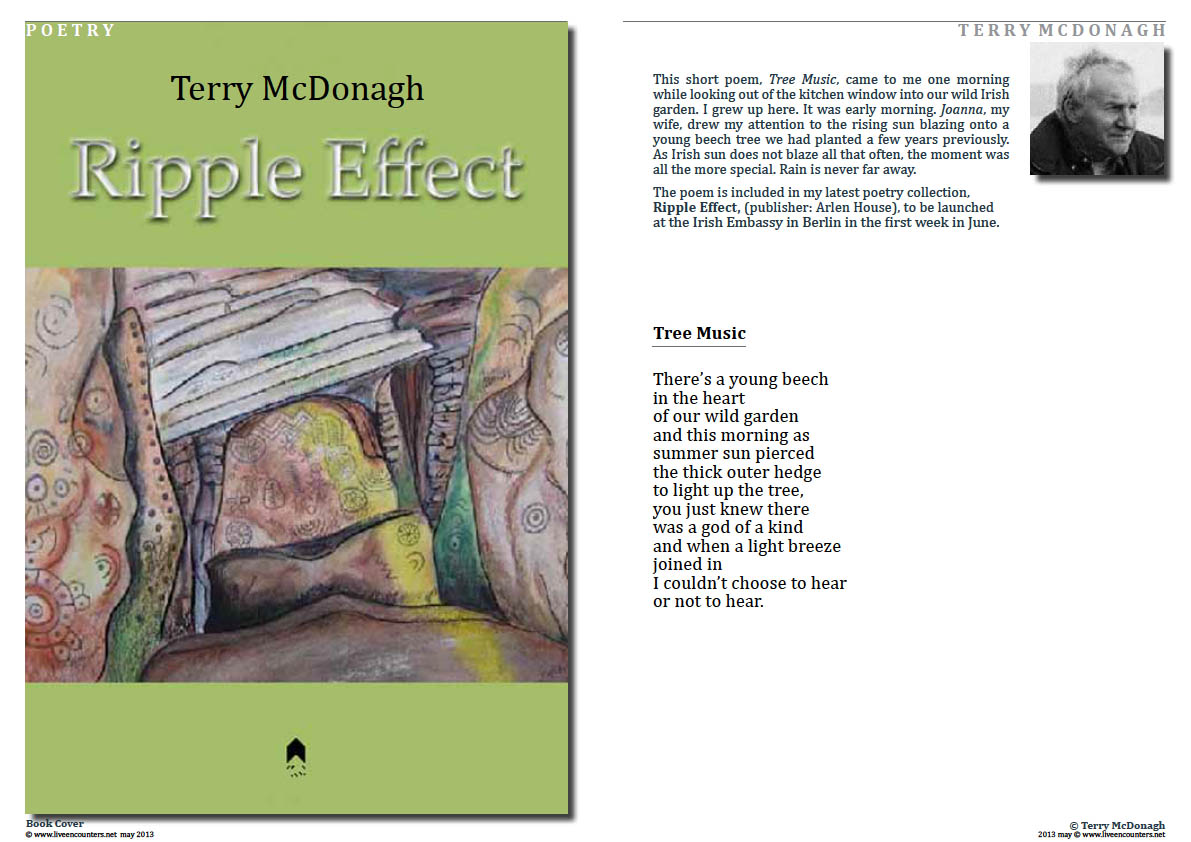 Terry McDonagh LE Mag May 2013